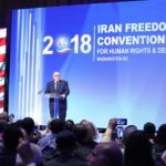 Iranian Freedom Convention For Human Rights & Democracy. Over 1,000 delegates representing Iranian-American .