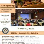 Senate policy briefing called for Iranian people's right to seek a free Iran